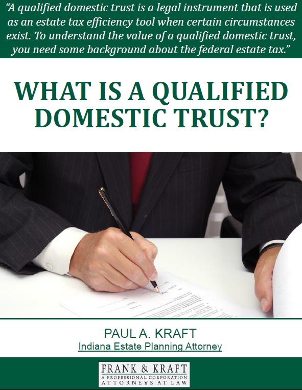 Qualified Domestic Trust