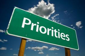 estate planning priorities