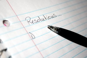 estate planning as New Year's resolution