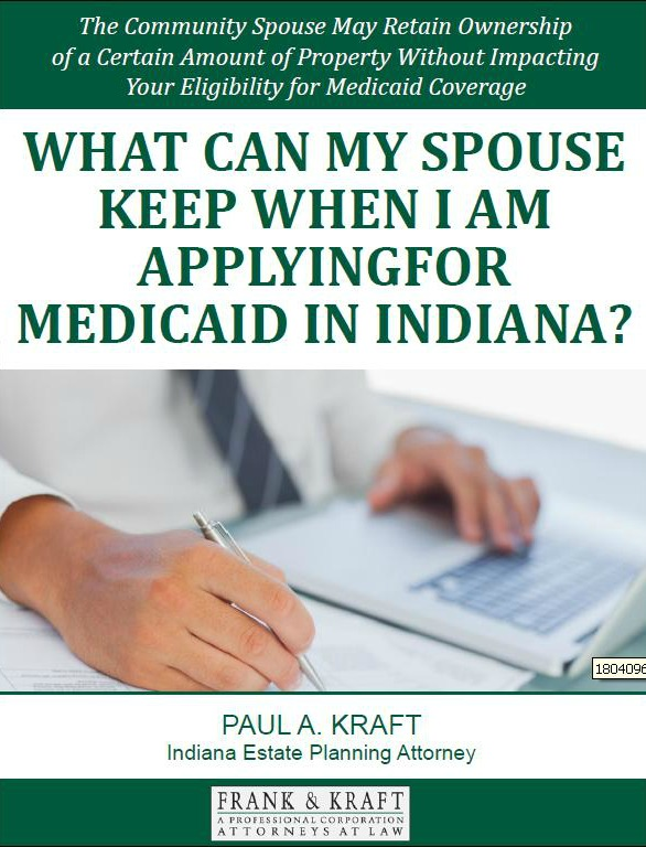 What Can My Spouse Keep When I am Applying for Medicaid in Indiana