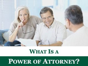 What is a Power of Attorney in Indiana?