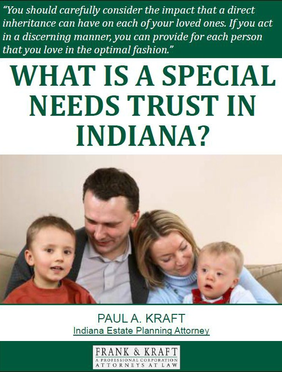 What Is a Special Needs Trust in Indiana